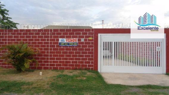 Chácara Com 3 Dormitórios À Venda, 1000 M² Por R$ 750.000,00 - Jardim Santa Esmeralda - Hortolândia/sp - Ch0001