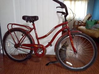 Bicicleta Rodado 28 De Paseo Mujer Marca Halley
