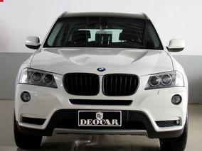 Bmw X3 3.0 35i 4x4 24v Gasolina 4p Automático - 2010/2011