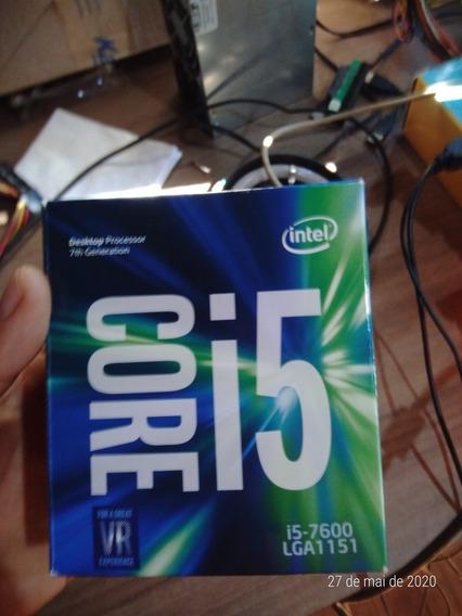 Kit Processador I5 7600+ Placa Mãe Gigabyte B150m-gaming3