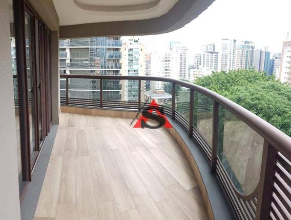 Apartamento À Venda, Vila Olímpia, No Cyrela By Pininfarina, Com 48 Metros, Com 1 Dormitório E 1 Vaga De Garagem. - Ap40637