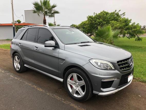 Venta Mercedes Benz Ml 63 Amg