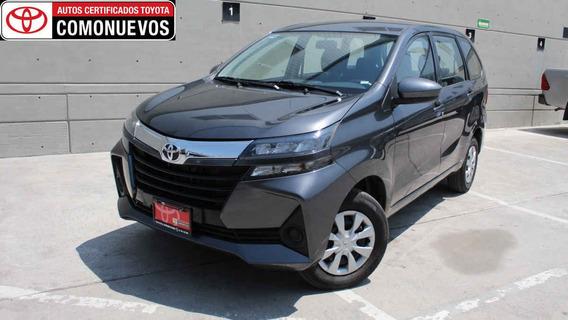 Toyota Avanza 2020 5p 1.5 Xle At