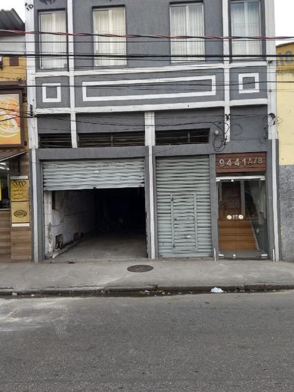 Lojão C/ 200 M2 - Frente Av Dom Hélder Câmara - Quintino