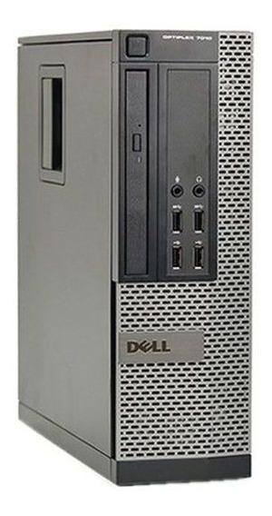 Pc Dell Sff 7020 Intel I3 4°geração 8gb Hd 500gb Mostruário