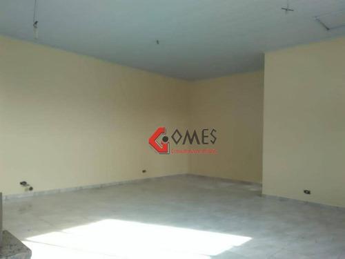 Imagem 1 de 12 de Sala Para Alugar, 60 M² Por R$ 1.100,00/mês - Baeta Neves - São Bernardo Do Campo/sp - Sa0354