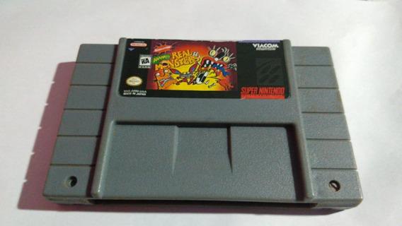Aaahh Real Monsters - Nes Super Nintendo Paralelo