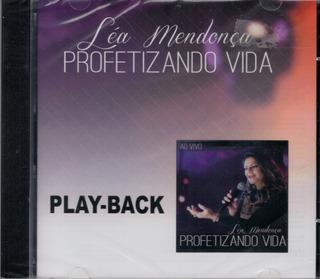 Playback Léa Mendonça - Profetizando Vida [original]