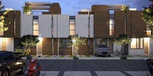 Casa En Pre-venta Modelo Confort Con Roof Garden