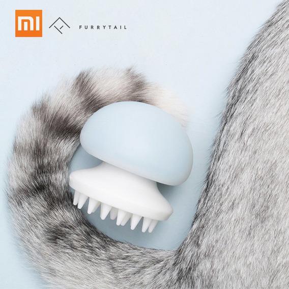 Peine De Masaje Xiaomi Mijia Tipo Medusa Para Perro Gato Azu