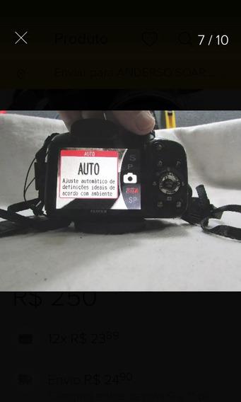 Câmera Semi-proficional Fujifilm Finepix S2980