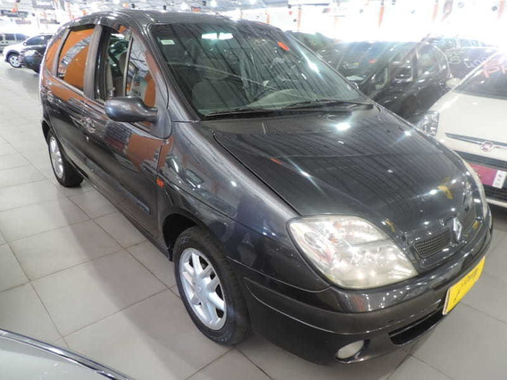 Renault Scenic Privilege 1.6 16v(hi-flex) 4p