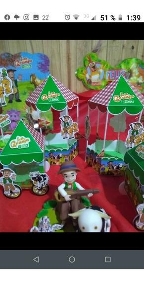 Adorno Para Torta, Y Candy Bar. La Granja De Zenón
