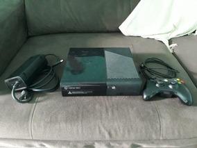 Xbox 360 Super Slim 1 Controle + 1 Jogo