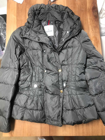 Moncler Campera Mujer Talle 2 Impecable
