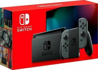 Nintendo Switch 2019 + Juegos + Accesorios + Garantia 1 Año