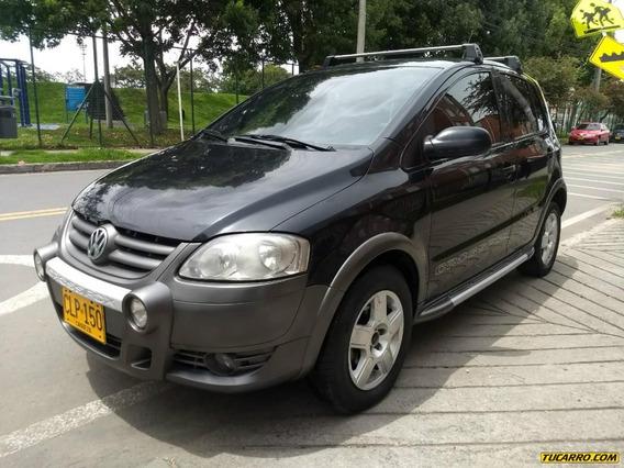 Volkswagen Crossfox Mt 1600 Full Equipo