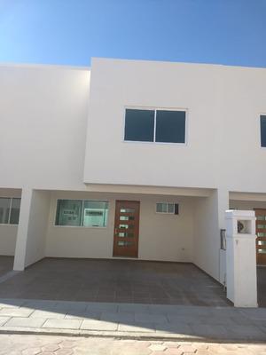 Casa Nueva De 3 Recamaras En San Andres Cholula