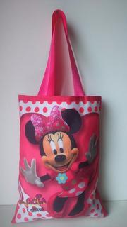 Mochilita Carterita Sorpresa Minnie Mini Mouse Mickey