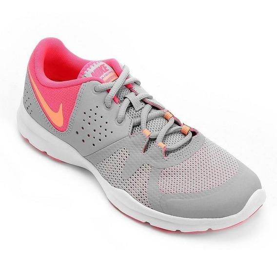 Tênis Nike Core Motion Tr 3 Cinza/rosa