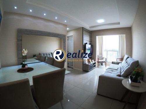 Apartamento De 02 Quartos Com Elevador Em Guarapari-es - Ap00649 - 68079040