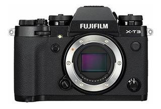 Cámara Digital Sin Espejo Fujifilm X-t3 (solo Cuerpo) - Negr