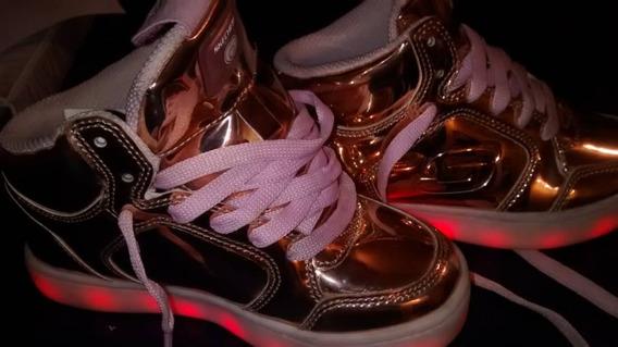 Zapatos Sckechert De Luces