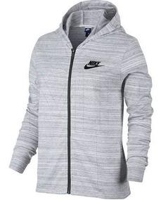 Moletom Nike Feminino Original 837458-100 Com Nota Fiscal