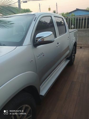 Imagem 1 de 8 de Toyota Hilux 2006 3.0 Srv Cab. Dupla 4x4 Aut. 4p