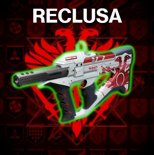 Reclusa / Recluse - Destiny Pc