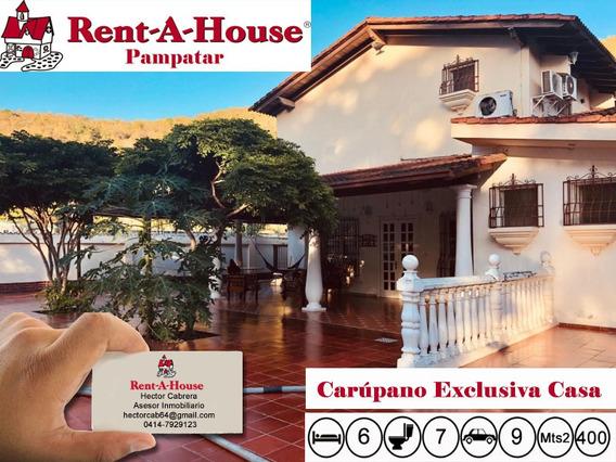 Bella Casa En Carupano