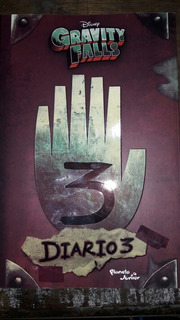 Diario 3 Gravity Falls