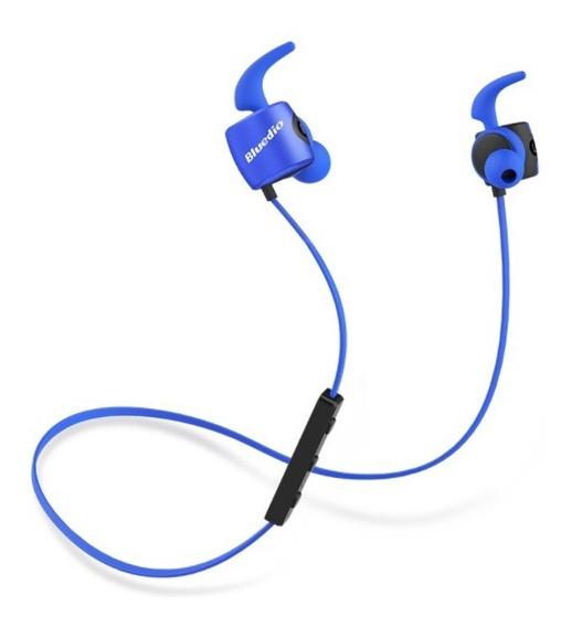 Fone De Ouvido Bluedio® Te Sport Bluetooth 4.1 Com Microfone