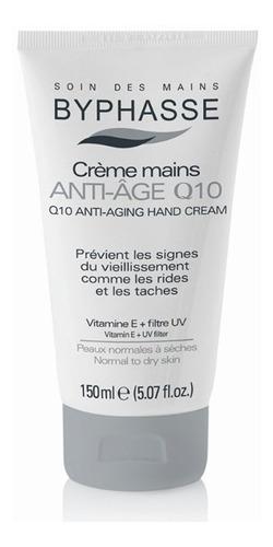 Crema De Manos Byphasse Antiedad Q10 150ml Vitamina E