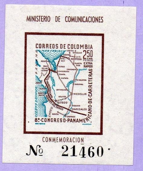 Hojita Block N° 18 De Colombia