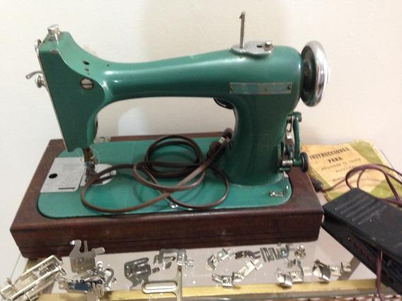 Maquina De Costura Antiga General Electric Model 40 +manual+