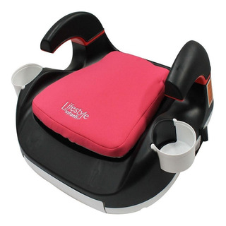 Autoasiento Booster Con Latch Pink