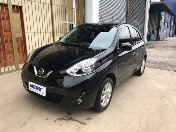 Nissan March 1.6 16v Sv 5p 2018