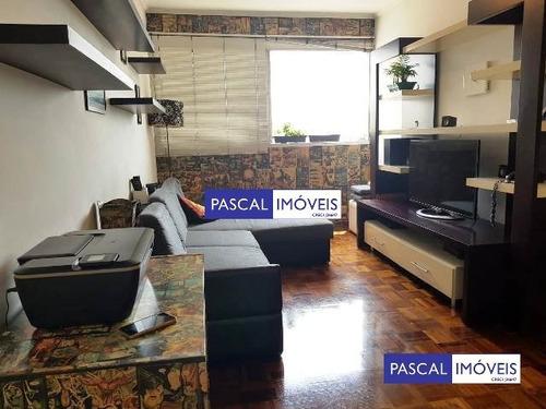 Imagem 1 de 10 de Apartamento 02 Dormitorios 01 Vaga No Brooklin - V-10407