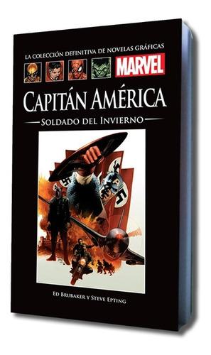 Imagen 1 de 1 de Capitan America Soldado Del Invierno Coleccionable Comercio