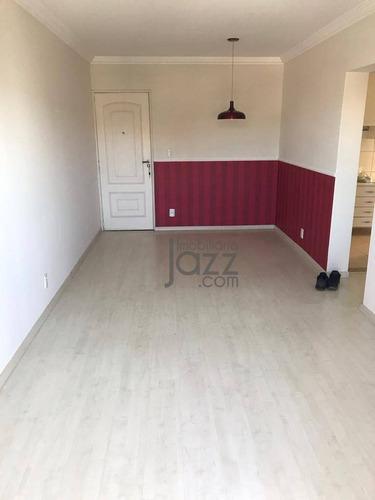 Confortável Apartamento Na Chacara Da Barra Em Campinas - Ap5167