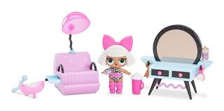Lol Surprise Furniture Salon With Diva & 10+ Surprises