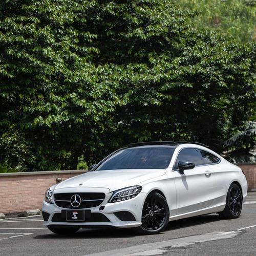 Mercedes-benz C200 Coupe