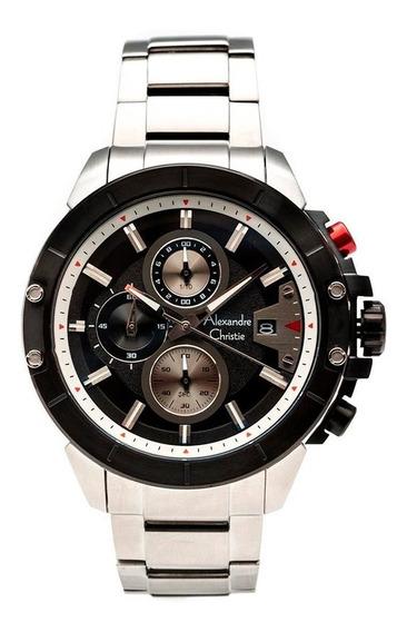 Reloj Alexandre Christie Sport Crono 6488mcbtbba