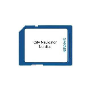 Garmin - City Navigator Nt, Nórdicos Mapa Digital - Multi