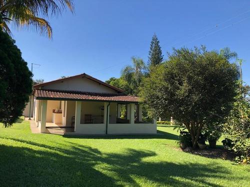 Chácara Com 2 Dormitórios À Venda, 6040 M² Por R$ 600.000,00 - Recreio Uirapuru - Cosmópolis/sp - Ch0100