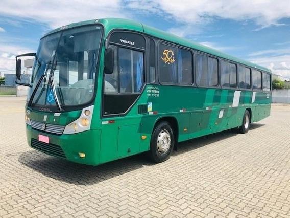 Ônibus Comil Versatile Volks 17230 Fretament Ú Dono Seminovo