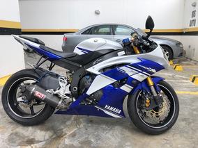 Yamaha R6 2014