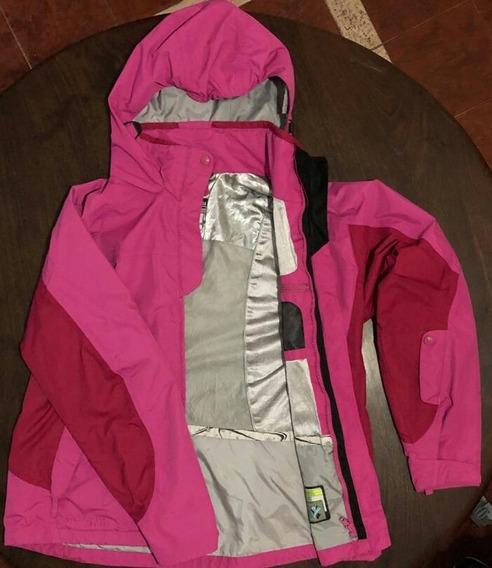 Campera Abrigo Columbia S Mujer 4500
