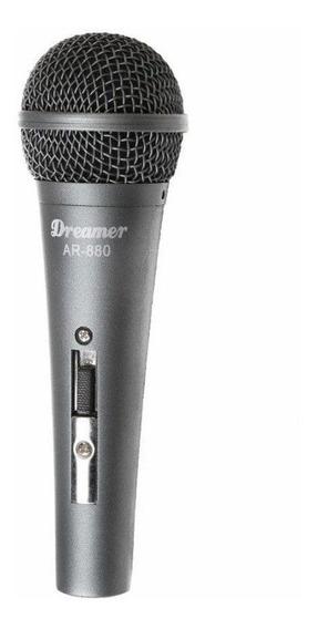 Microfone Dinâmico Dreamer Ar 880